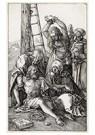 Albrecht Dürer (1471-1528)  -  The Lamentation - Postkaart -  A23740-1