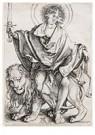 Albrecht Dürer (1471-1528)  -  Sol Justitiae - Postkaart -  A23851-1