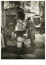 Eugène Atget (1857-1927)  -  La Villette, Rue Asselin, 1921 - Postkaart -  A24167-1
