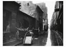 Eugène Atget (1857-1927)  -  'Coin, Rue De L'Abbaye' - Postkaart -  A24176-1