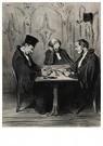 Honoré Daumier (1808-1879)  -  Quand Le Crime Ne Donne Pas - Postkaart -  A24485-1