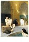 Jean-Léon Gérôme(1824-1904)  -  Femme Nue - Postkaart -  A24846-1