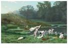 Jean-Léon Gérôme(1824-1904)  -  Diane Et Actéon - Postkaart -  A24848-1