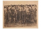 Käthe Kollwitz(1867-1945)  -  The Prisoners, Plate 7 From The Bauernkrieg Series - Postkaart -  A24891-1