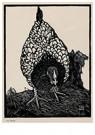 Jan Mankes(1889-1920)  -  Kip, 1925 - Postkaart -  A25212-1
