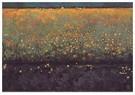 Jan Mankes(1889-1920)  -  Bloeiend landschap, 1914 - Postkaart -  A25233-1