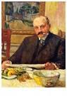 Edouard Vuillard (1868-1940)  -  Jos Hessel, 1905 - Postkaart -  A25941-1