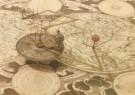 Planetarium 18de eeuw, Planeta -  Planetarium van voor 1789 met Mercurius, Venus, Aa - Postkaart -  A2696-1
