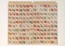 Cornelis Danckerts (1604-1656) -  Nieuwe tafel van al de Zee Vaarende Vlagge des Wee - Postkaart -  A2701-1