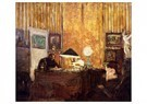 Edouard Vuillard (1868-1940)  -  Thadée Natanson at His Desk, 1899 - Postkaart -  A27813-1