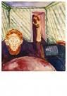 Edvard Munch (1863-1944)  -  Jealousy, 1907 - Postkaart -  A28263-1