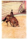 H.d.Toulouse-Lautrec(1864-1901 -  At the Circus: Dressage, 1899 - Postkaart -  A28357-1