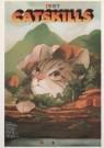 Milton Glaser (1929)  -  Catskills, poster: New York - Postkaart -  A2855-1