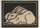 Julie de Graag (1877-1924)  -  Twee konijntjes - Postkaart -  A2993-1