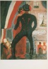 Kees van Dongen (1877-1968)  -  de Huzaar, Le Hussard, (Liverpool Light House), ca - Postkaart -  A3007-1