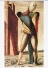 Chirico de Georgio (1888-1978) -  De Troubadour - Postkaart -  A3065-1