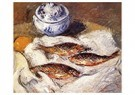 Gustave Loiseau (1865-1935)  -  Herring and Tureen, circa 1925 - Postkaart -  A30905-1