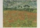 Vincent van Gogh (1853-1890)  -  Papaverveld - Postkaart -  A3127-1