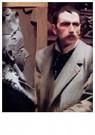 Anders Zorn (1860-1920)  -  Self Portrait, 1889 - Postkaart -  A31696-1