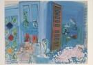 Raoul Dufy (1877-1953)  -  Atelier interieur - Postkaart -  A3195-1