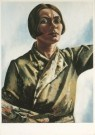 Charlie Toorop (1891-1955)  -  Zelfportret, 1932-33 - Postkaart -  A3235-1