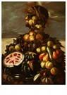 G. Arcimboldo 1526/30-1593  -  Summer - Postkaart -  A32624-1