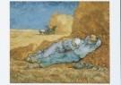 Vincent van Gogh (1853-1890)  -  La meridienne ou La sieste - Postkaart -  A3273-1