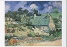 Vincent van Gogh (1853-1890)  -  Chaumes de Cordeville a Auvers-sur-Oise, 1890 - Postkaart -  A3277-1