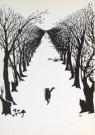 Rudyard Kipling (1865-1936)  -  De kat die alleen liep - Postkaart -  A3446-1