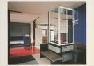 Gerrit Th. Rietveld (1888-1964 - Interieur Rietveld Schroderhuis, 1924 - Postkaart - A3608-1