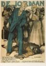 Piet van der Hem (1885-1961)  -  De Jordaan - Postkaart -  A3697-1