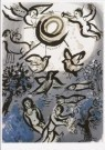 Marc Chagall (1887-1985)  -  Creation, 1960 - Postkaart -  A3732-1