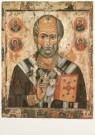 Anoniem,  -  Sinterklaas / Midden XII eeuw - Postkaart -  A3843-1