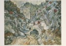 Vincent van Gogh (1853-1890)  -  Het ravijn 'Les Peyroulets', 1889 - Postkaart -  A3935-1