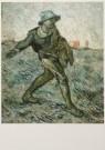 Vincent van Gogh (1853-1890)  -  Zaaier (naar Millet), 1889 - Postkaart -  A3938-1