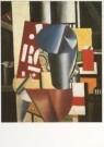 Fernand Leger (1881-1955)  -  De typograaf - Postkaart -  A3953-1