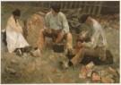 Floris Verster (1861-1927)  -  Stenenbikkers - Postkaart -  A3955-1