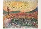 Jan Sluijters (1881-1957)  -  Oktoberzon - Postkaart -  A4055-1