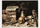 Raoul Hynckes (1893-1973)  -  Doodskop, 1931 - Postkaart -  A4087-1