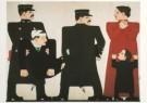 Bart van der Leck (1876-1958)  -  Het ongeval - Postkaart -  A4120-1