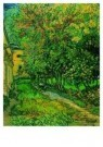 Vincent van Gogh (1853-1890)  -  Hospitaaltuin - Postkaart -  A4125-1