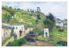 Camille Pissarro (1830-1903)  -  De Hellingen - Postkaart -  A4272-1