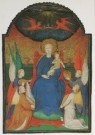Anoniem  -  Madonna and Child/BL. - Postkaart -  A4278-1