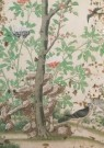 Anoniem  -  Chinees behang, eind 18e eeuw - Postkaart -  A4339-1