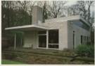 Gerrit Th. Rietveld (1888-1964 -  G.Rietveld/Woning Erdman/CMU - Postkaart -  A4356-1