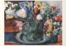 Kees Verwey (1900-1995)  -  Stilleven met bloemen - Postkaart -  A4378-1