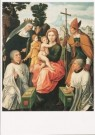 Agnes Maria Clifford  -  Memorietafel P.Suchtelen/SMZ - Postkaart -  A4407-1