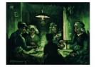 Vincent van Gogh (1853-1890) - Aardappeleters - Postkaart - A4412-1