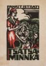 Fré Cohen (1903-1943)  -  F.Cohen/Tsatsa-Minnka. - Postkaart -  A4756-1