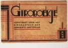 Fré Cohen (1903-1943)  -  F.Cohen/Omslag giroboekje. - Postkaart -  A4761-1